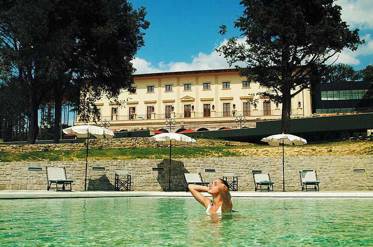 Fonteverde natural spa resort deluxe hotels italy - Fonteverde spa san casciano dei bagni ...